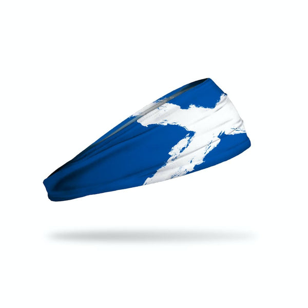 JUNK Scotland Painted Flag Headband (Big Bang Lite) - 9 for 9