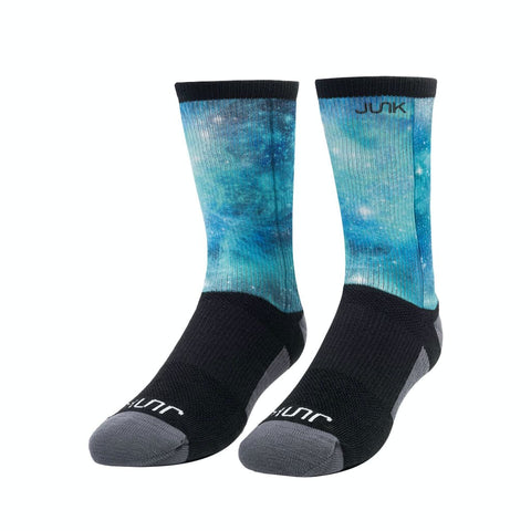 JUNK Andromeda Athletic Crew Sock - 9 for 9