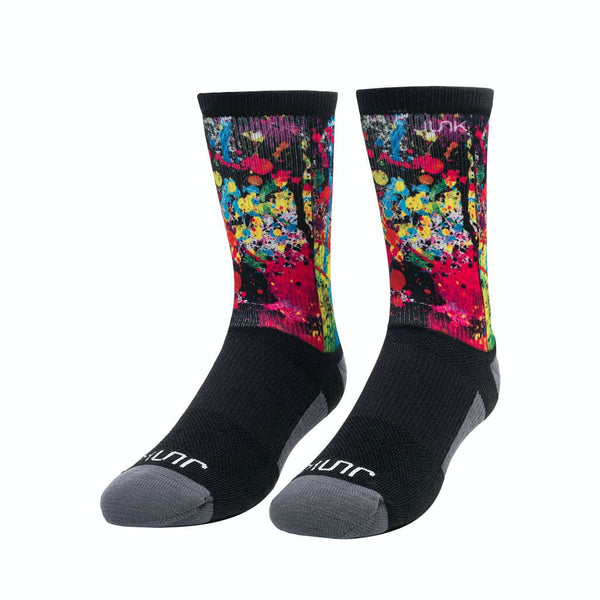 JUNK Brainwash Athletic Crew Sock - 9 for 9