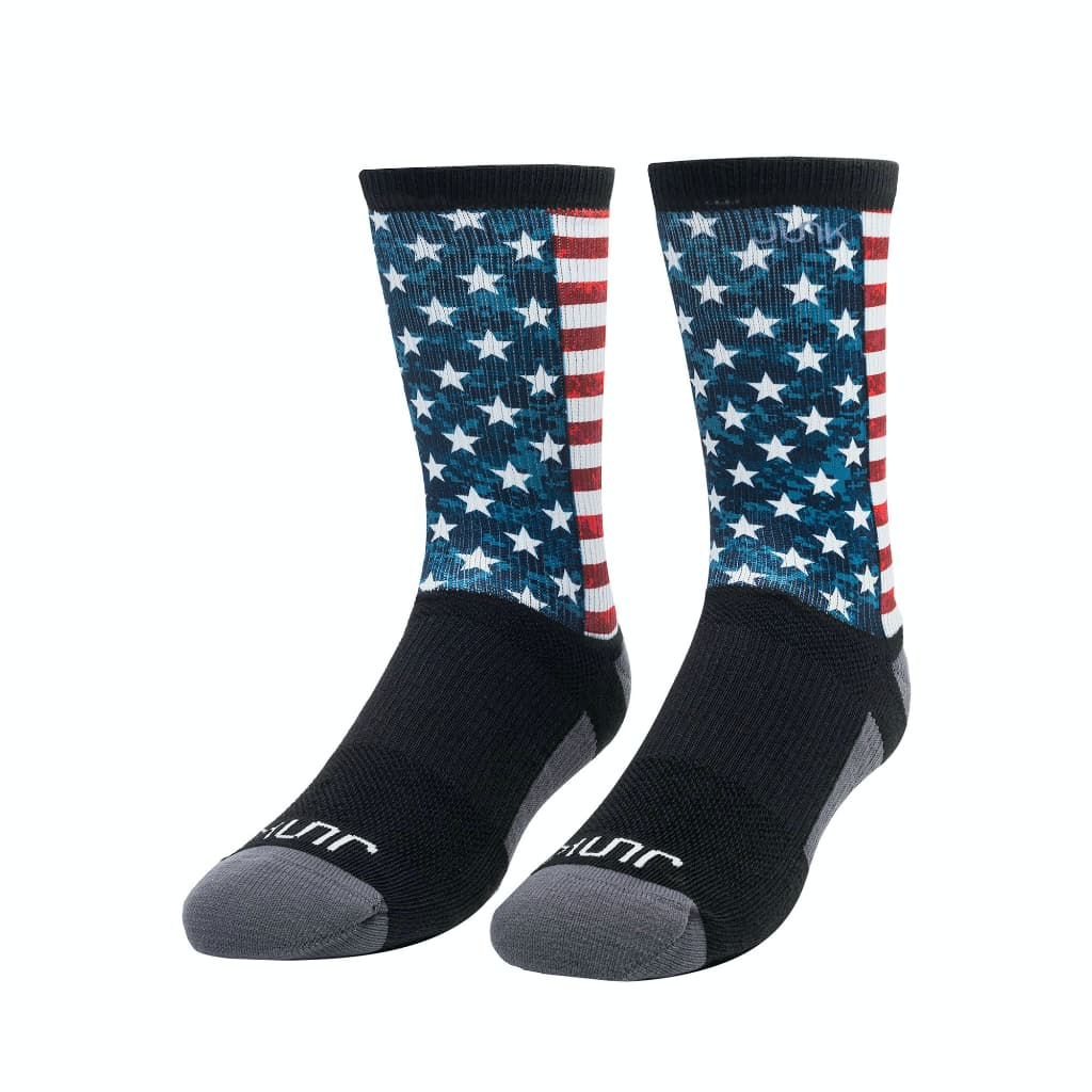 JUNK Honor Athletic Crew Sock - 9 for 9