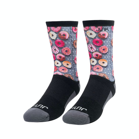 JUNK MCM Athletic Crew Sock - 9 for 9