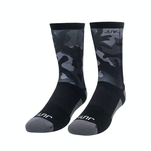 JUNK Recon Athletic Crew Sock - 9 for 9