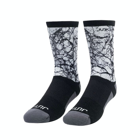 JUNK Renaissance Athletic Crew Sock - PRE-ORDER - 9 for 9