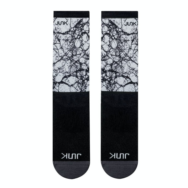 JUNK Renaissance Athletic Crew Sock - 9 for 9