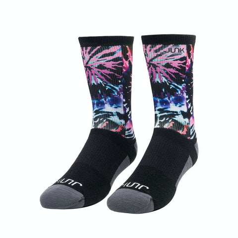 JUNK Voodoo Athletic Crew Sock - 9 for 9