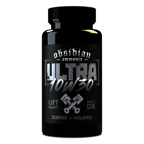 Obsidian Ultra 10W30 - 9 for 9