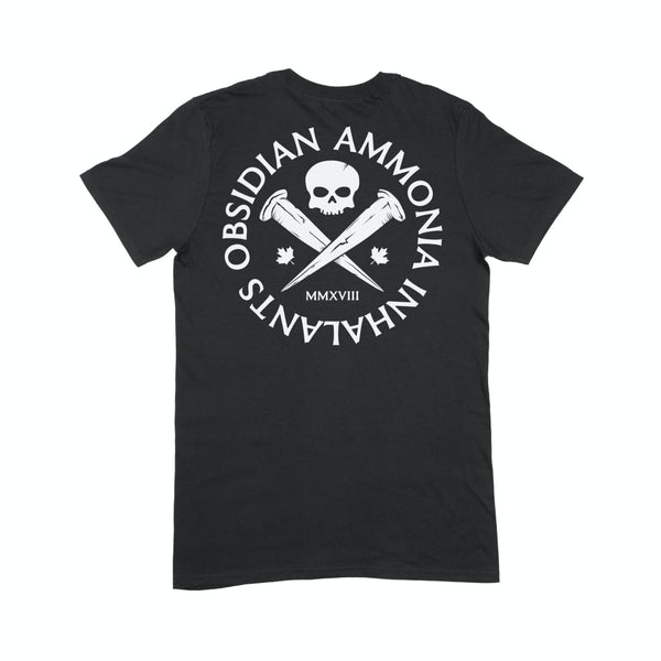 Obsidian Spikes and Skull Tee - 9 for 9