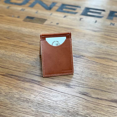 "Pioneer ""Stock"" Wallet - 9 for 9"
