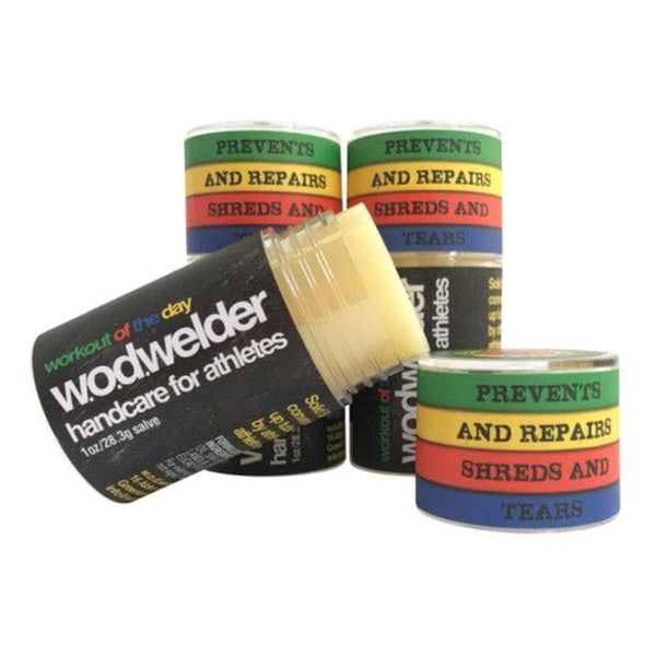 w.o.d.welder Solid Salve - 9 for 9