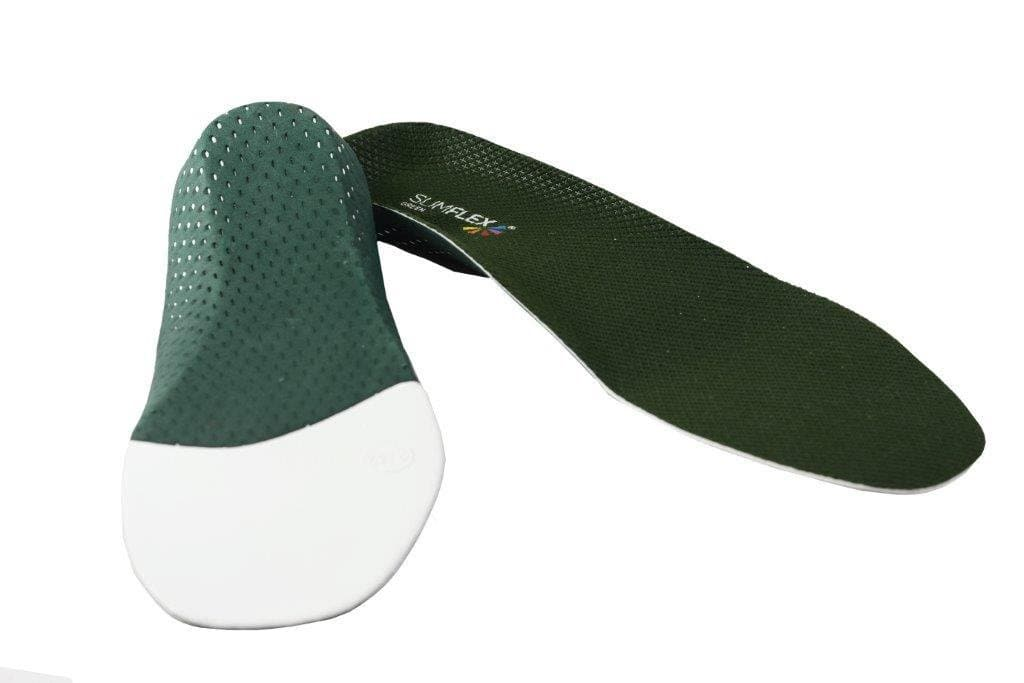 Slimflex Green Foot Orthotic Insole - 9 for 9