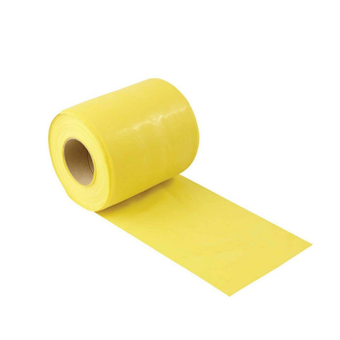 Uniband Resistance Band - Yellow (Very Low Resistance) - 9 for 9