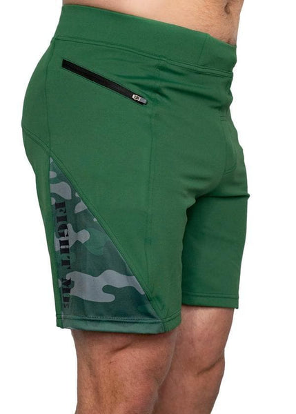 "Feed Me Fight Me Men's ""Can't see me"" Shorts"