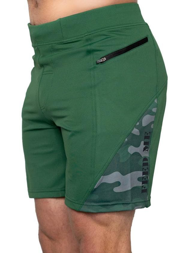 "Feed Me Fight Me Men's ""Can't see me"" Shorts - 9 for 9"