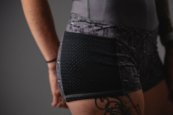 Doughnuts & Deadlifts EMPOWER Pocket Shorts (Sailor's Mouth) - 9 for 9