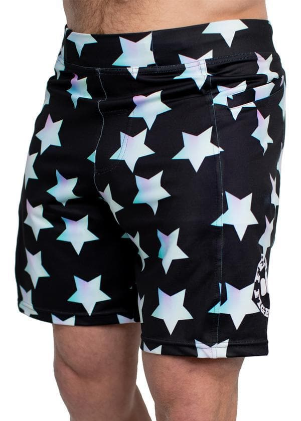Feed Me Fight Me Men's Supernova Shorts - 9 for 9