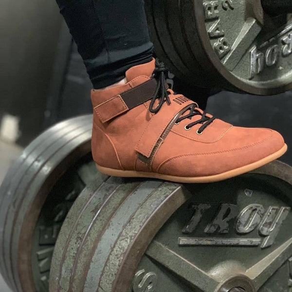 Doughnuts & Deadlifts - Deadlift Shoe - 9 for 9