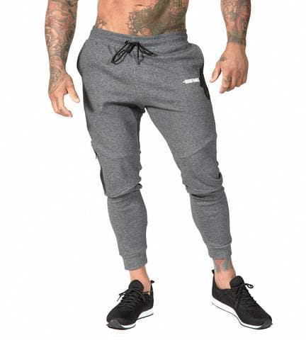 Iron Tanks Fusion Gym Joggers (Carbon Grey)