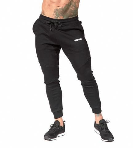 Iron Tanks Fusion Gym Joggers (Flux Black) - 9 for 9