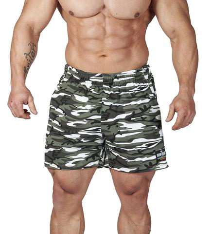 Iron Tanks Men's N1 Classic Shorts (Urban Camo) - 9 for 9