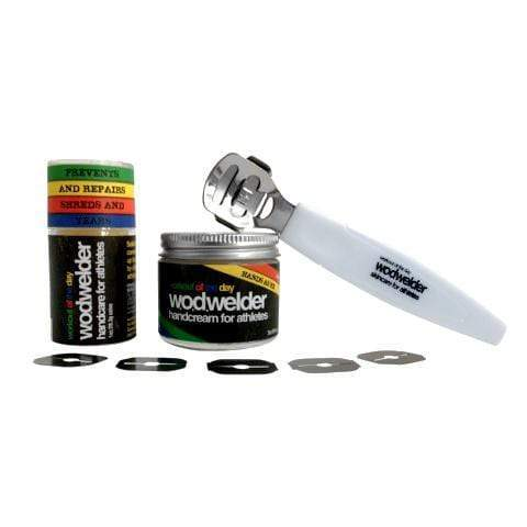 w.o.d.welder Hand Care Kit (with Callus Shaver) - 9 for 9