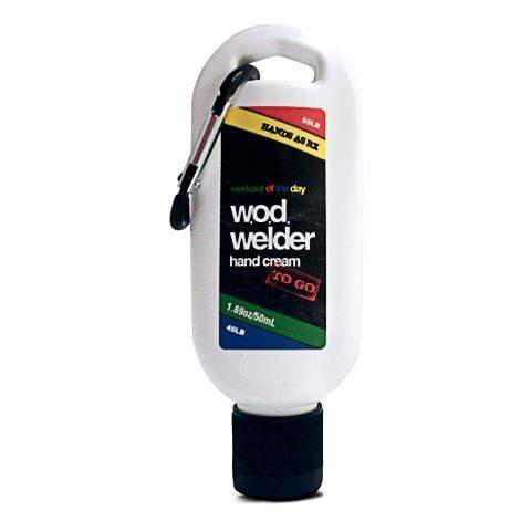 w.o.d.welder Hands as Rx Cream Travel Size (1.69oz) - 9 for 9