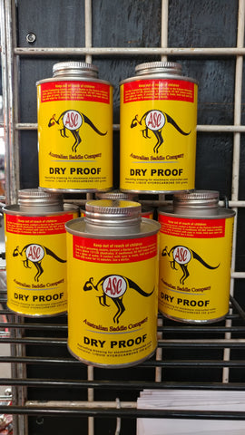Dry Proof Oilskin Re-Proofing