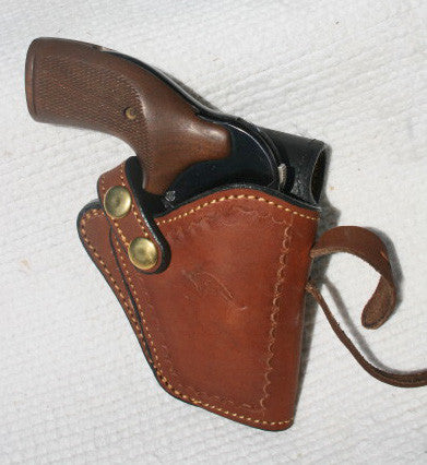 Holster .38 with strap