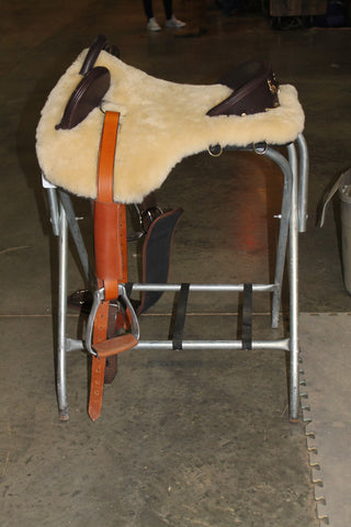 Saddle-Bareback Saddle
