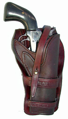 Holster-Double Loop Snap Down