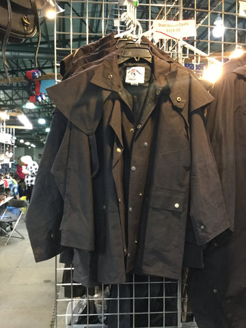 Oilskin Coat-Short