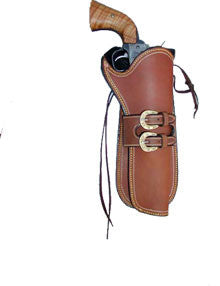 Holster-Double Buckle Low Profile