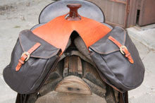 Soft Leather Horn Bags