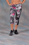 The FIT Capri Galaxy Leggings
