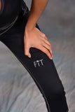 The FIT Capri Black Leggings