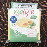 QUESO VIOLIFE HERBS SLICES 200G
