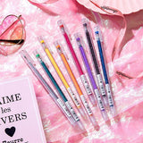 Premium Quality - Glitter Gel Pens for Adult Coloring Books