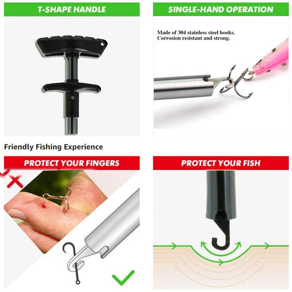 Fishing Hook Detacher Pro