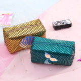 Mermaid Cosmetic Cases