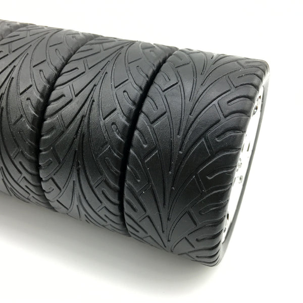 STACKED TIRE WHEEL THERMOS