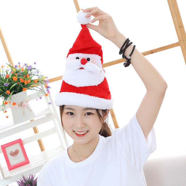 Santa Electric Christmas Hat