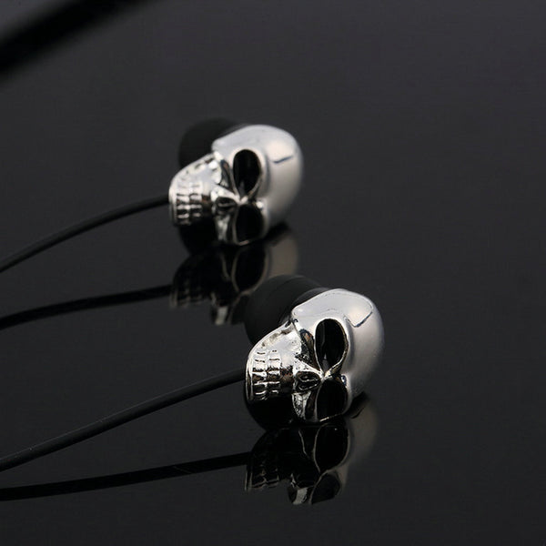 Skull Headphones With super Bass Sound