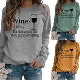 WINE Sweatshirt