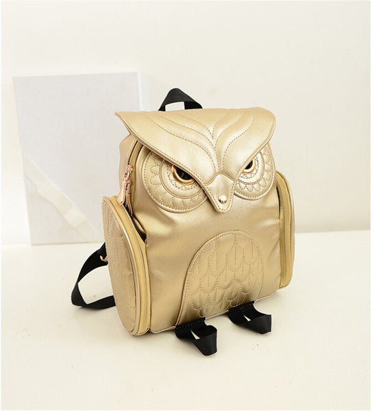 Hooting Owl Bag