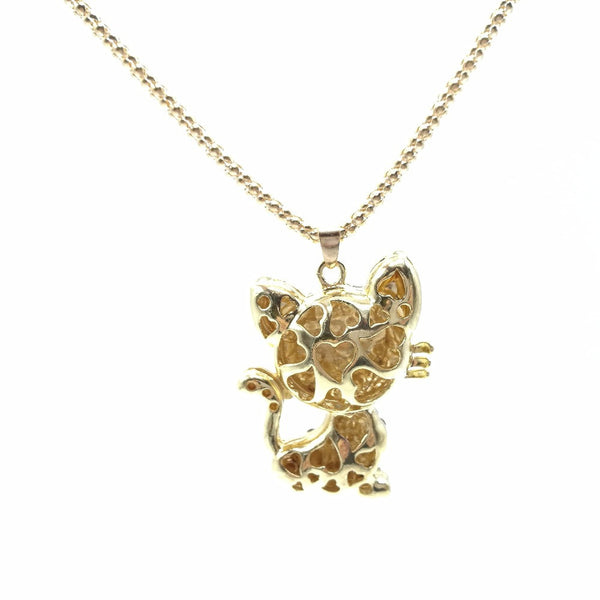 Cutty Cat Necklace