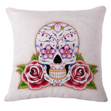 SKULL SERIES DECOR CUSHION COVERS