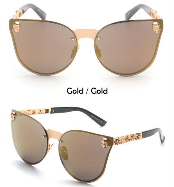 Summer Skull Sunglasses