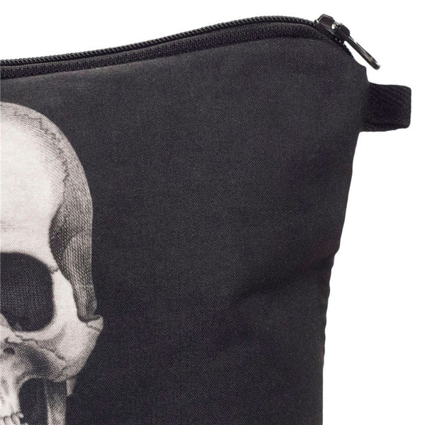 NEW Skull Monster Cosmetic Bag