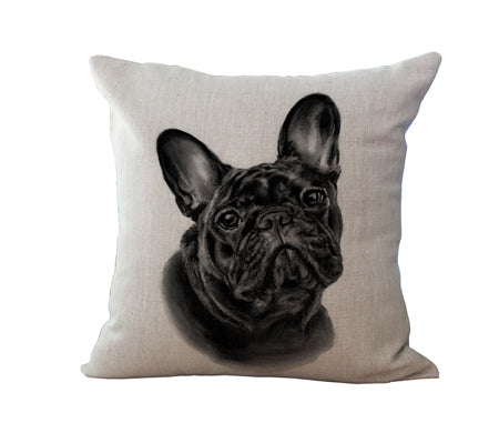 French Bulldog Cushion Covers