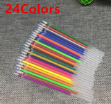 12/24/36/48 Colors Gel Pen REFILLS