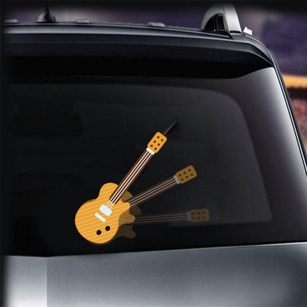 ACOUSTIC GUITAR WIPER TAG